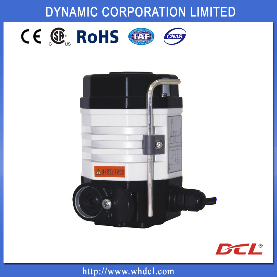 Dcl-Mzz 24VDC Brushless Multi-Turn Electric Actuator (DCL02)