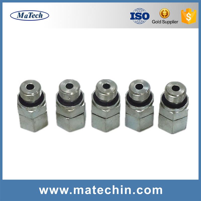 China Factory Custom High Quality Precise Aluminum Lure Casting