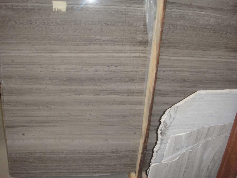 Losa de madera gris del m rmol del grano losa de madera for Densidad del marmol