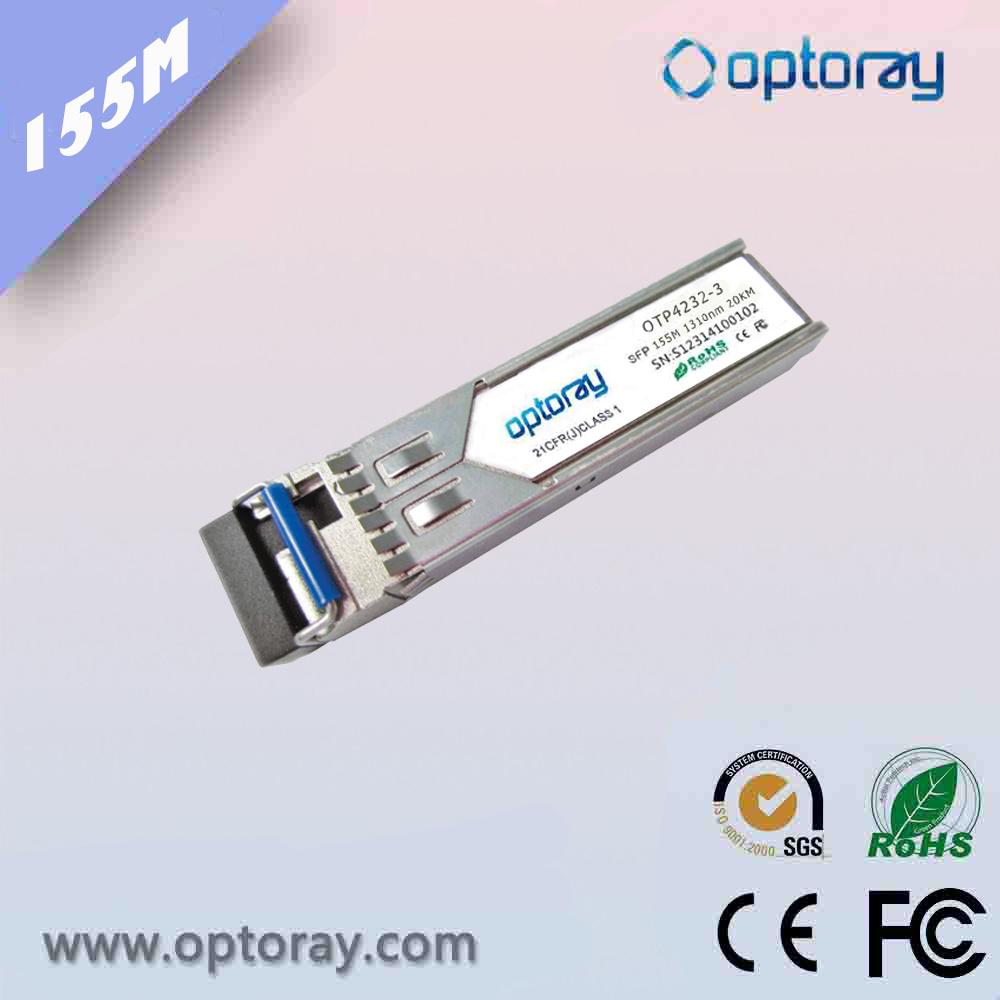 155m Bidi SFP for Optical Transceiver
