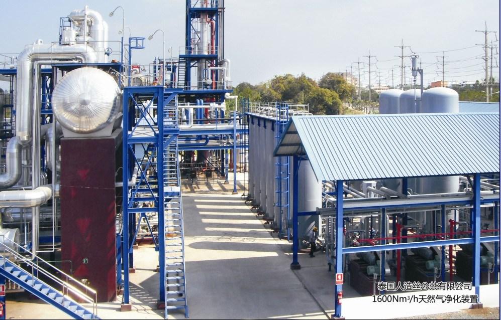 NG Purification Technology