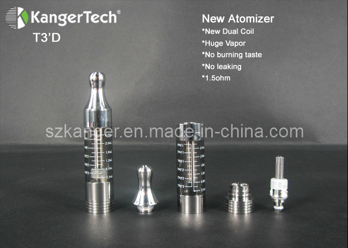 Kanger Top Selling T3 D Clearomizer