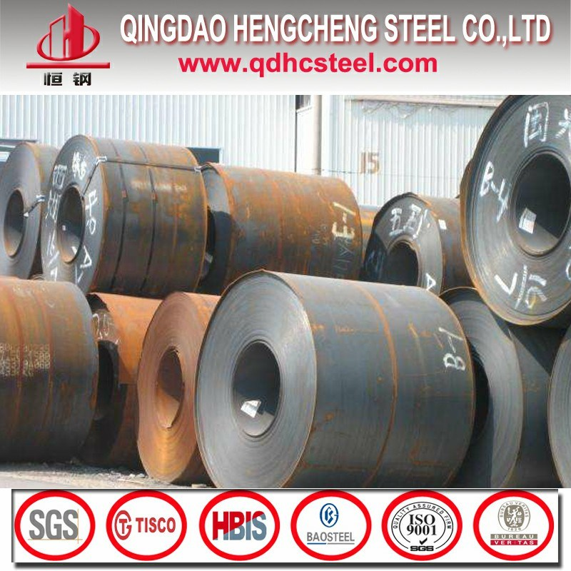 JIS Sphd Hot Rolled Pickled Steel Coil