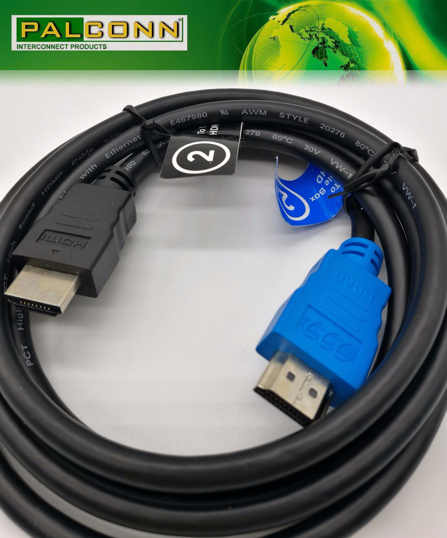 HDMI Cable Length: 1800mm ODM Customized Customer Logo