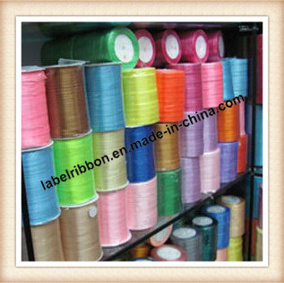 Label Printing or Gift Packing Ribbon (PS6201-COL)