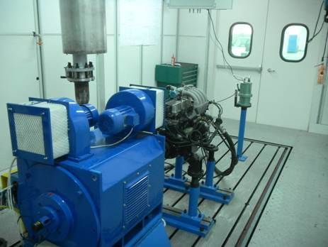AC Dynamometer / Electric Dynamometer / Electronic Dynamometer for Engine or Motor Test