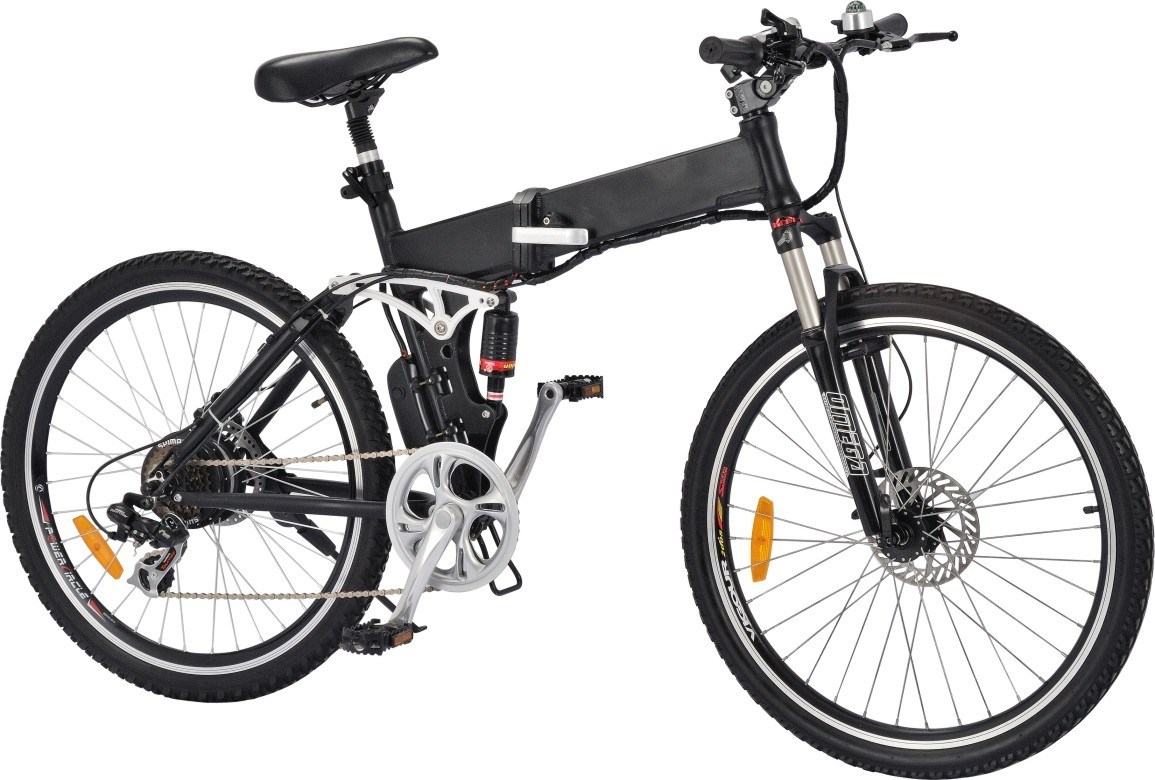 26′ Hummer Folding Mountain Electric Bike