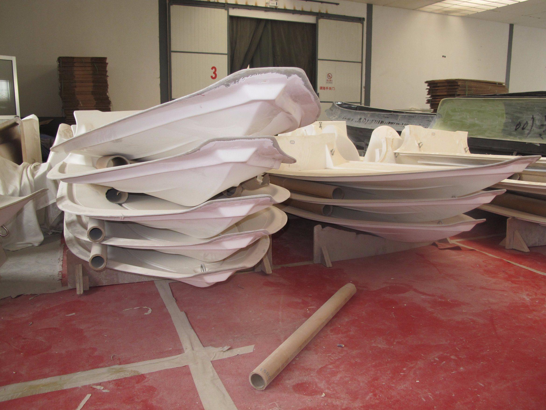 Small Cheap Rib Boat, Fishing Boat, Fiberglass Boat, PVC and Hypalon Boat, Rib300