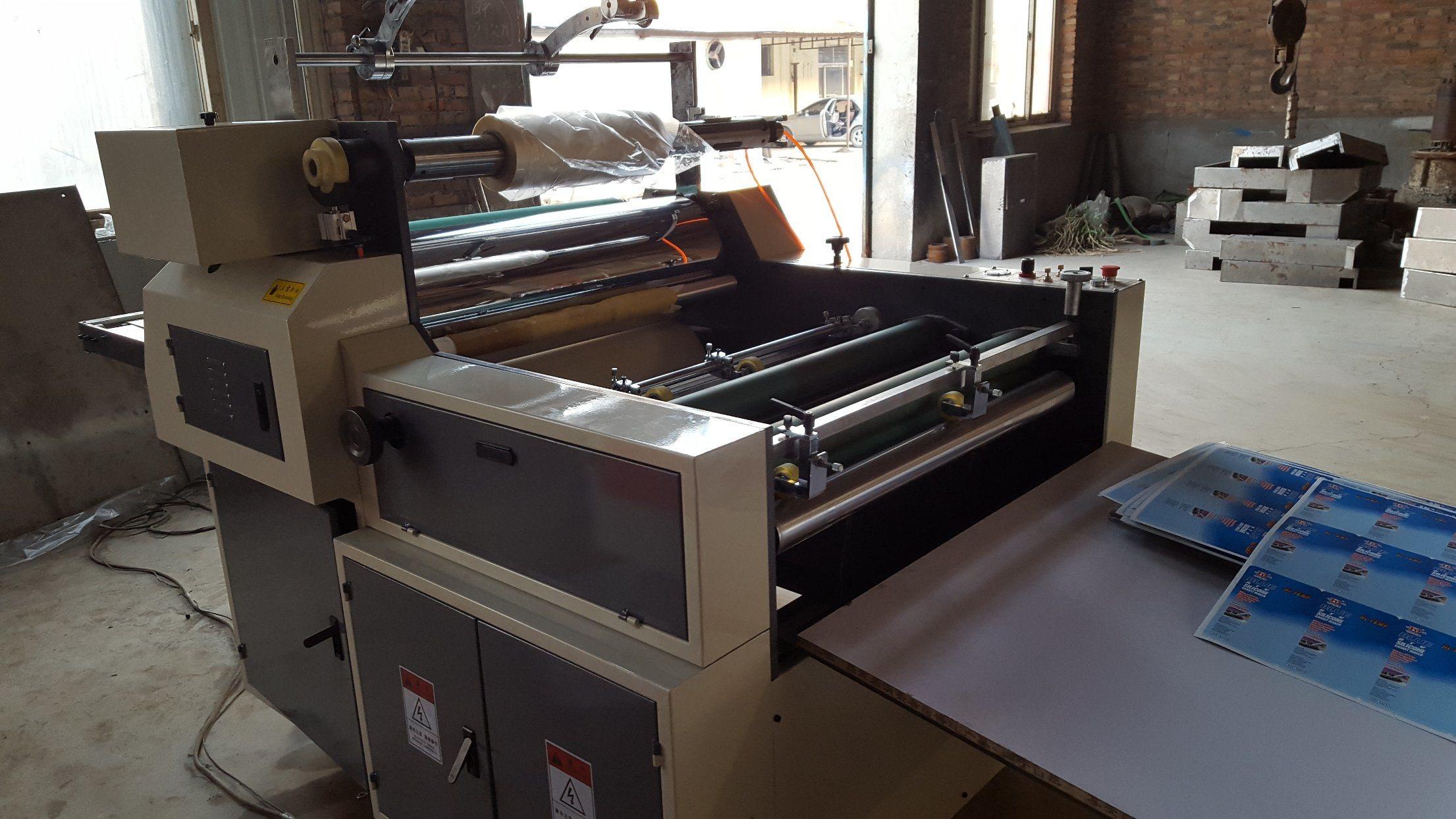 Byf-920 Semi Automatic Lamination Machine