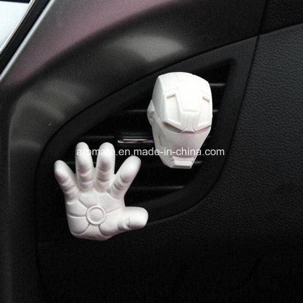 Outlet Perfume Ceramic Car Air Freshener (AM-49)