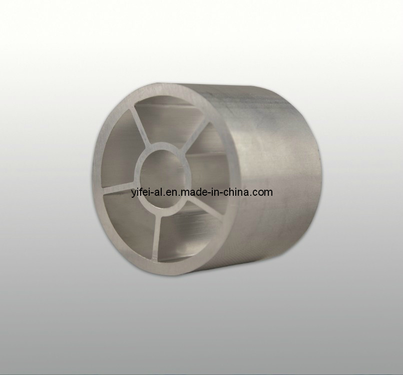 Aluminum/Aluminium Alloy Extrusion Cylinder Accessories Profile