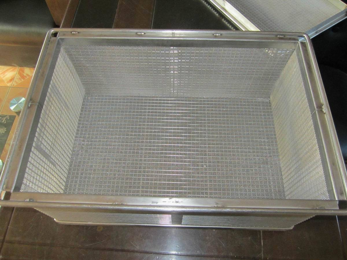 Industrial Washing Wire Basket