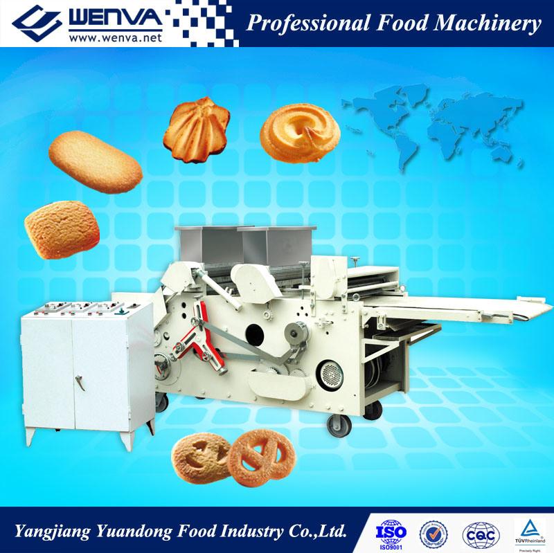 Double Biscuit Cookies Machine