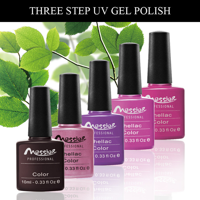 Easy Soak off 10ml Wholesale Soak off UV/LED Gel Nail Polish Nail Beuaty