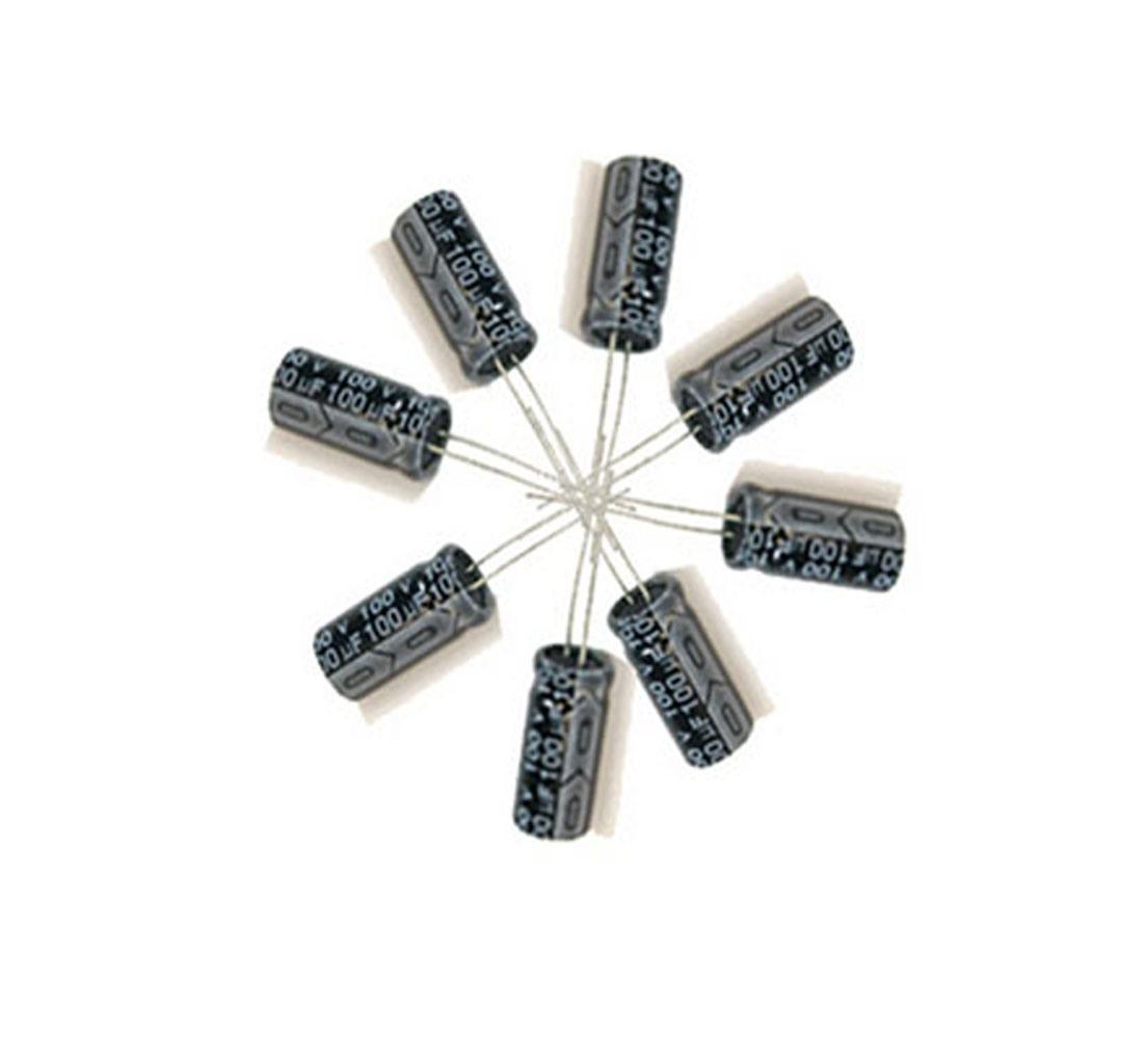 Best Price DIP Type Aluminum Electrolytic Capacitor