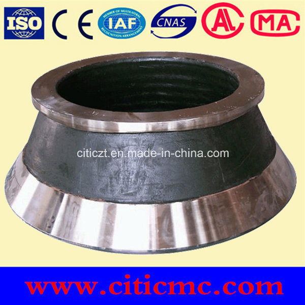 Wear-Resistance Crusher Spare Parts & Cone Crusher Mantle