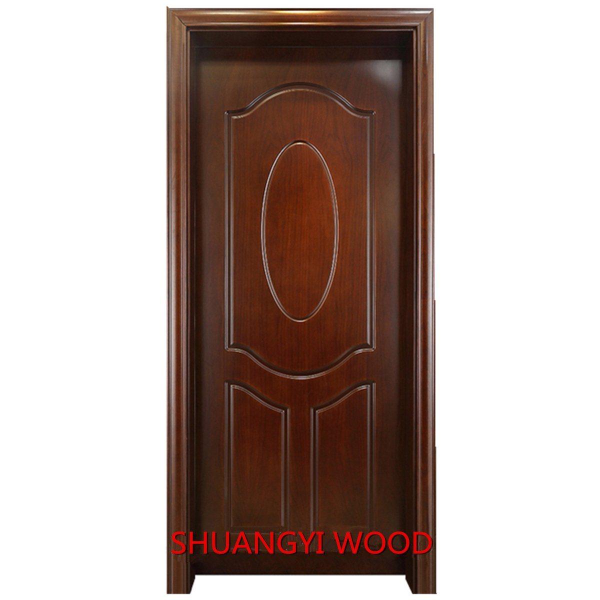 China Made MDF Wooden Door