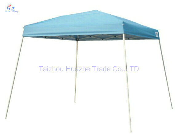 10FT X 10FT (3m X 3m) Slant Leg Folding Tent Outdoor Gazebo Garden Canopy Pop up Tent