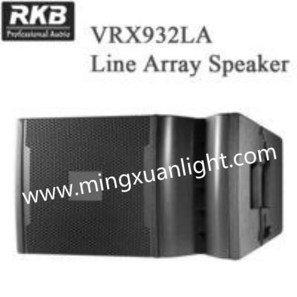 Vrx932la Professional Passive Stage Equipment Line Array Speaker Box