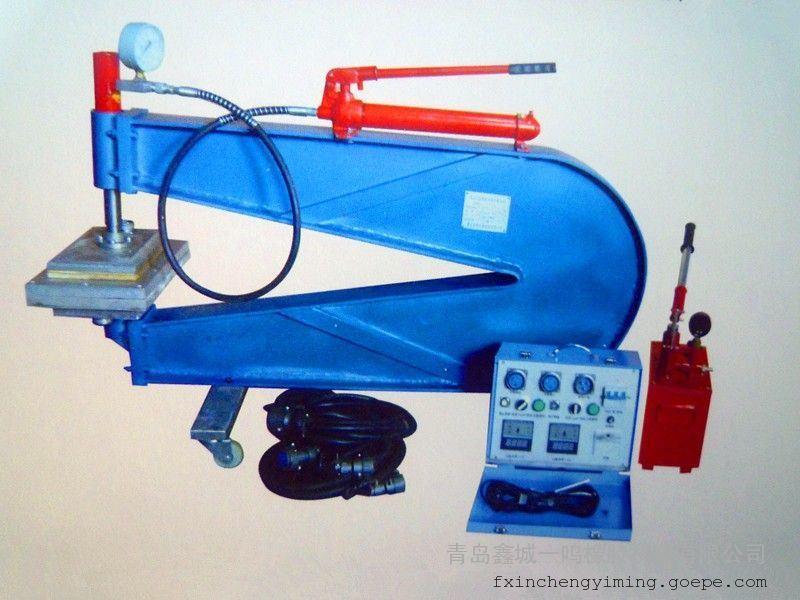 Steel Cord Jointing Vulcanizing Machine/CE Rubber Conveyor Belt Hot Vulcanizing Press Machine