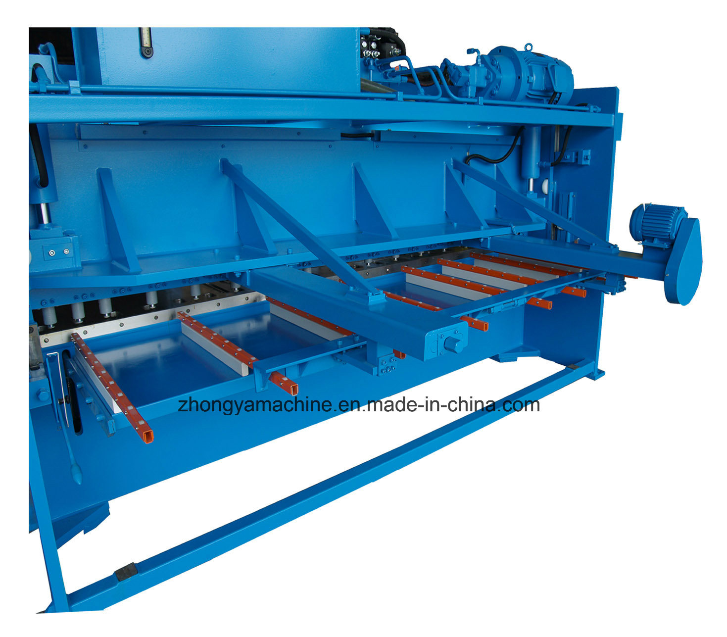 China High Quality Hydraulic Shearing Machine QC11y-8/4000