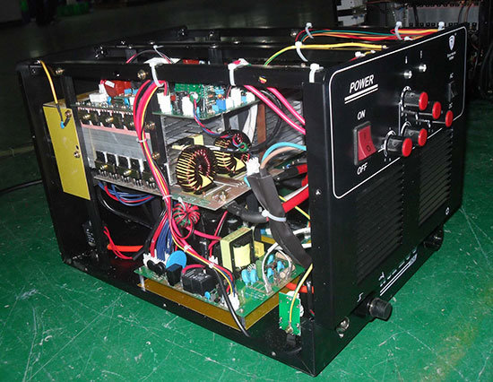 China Best Quality Inverter DC TIG Welding Machine TIG200AC/DC