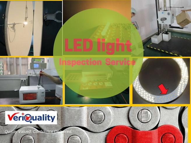 Inspection, LED Lighting Inspection, Bulb Inspection