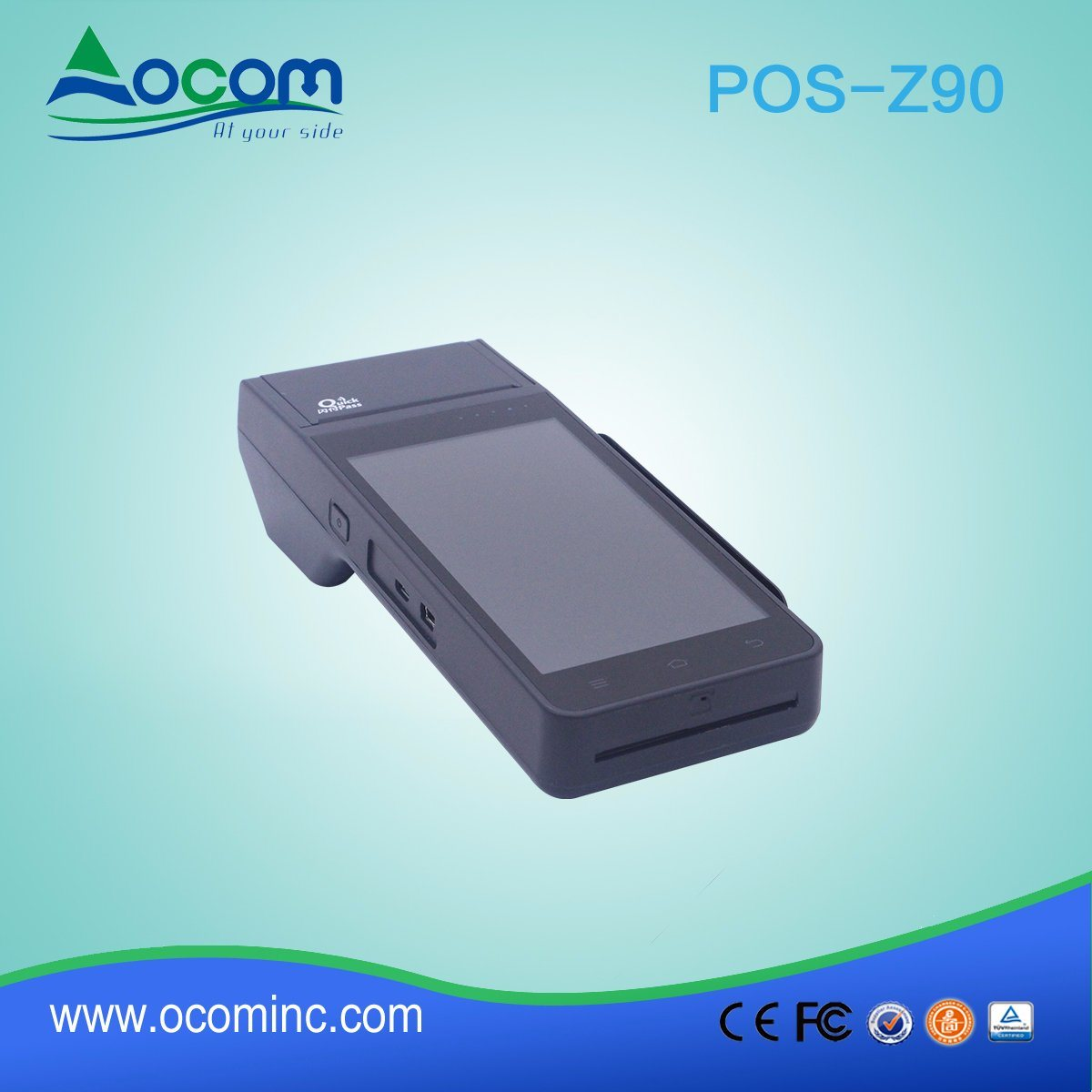 Z90 Android Handheld Payment POS Terminal