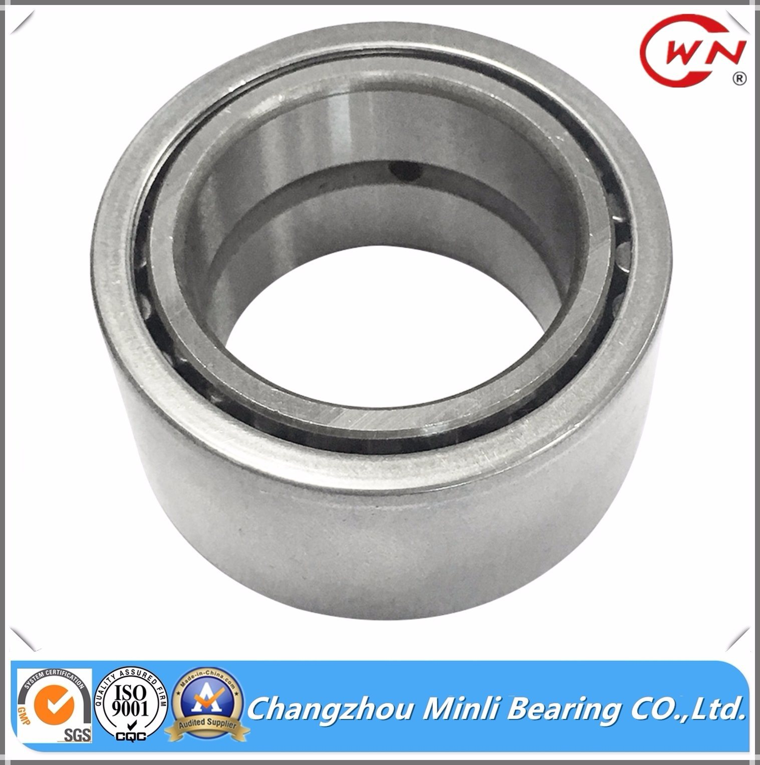 Inch Series Open-End Drawn Cup Needle Roller Bearing with Retainer