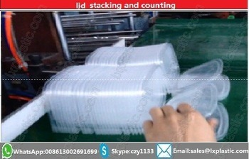Tilt-Mold Thermoforming Machinery