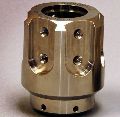 CNC Precision Machining Aluminum Components