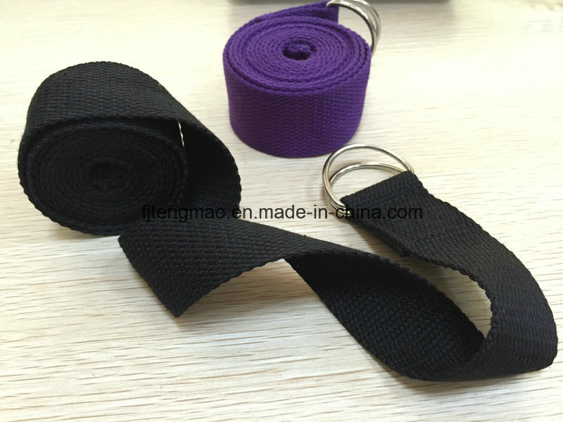 Cotton Yoga Belt