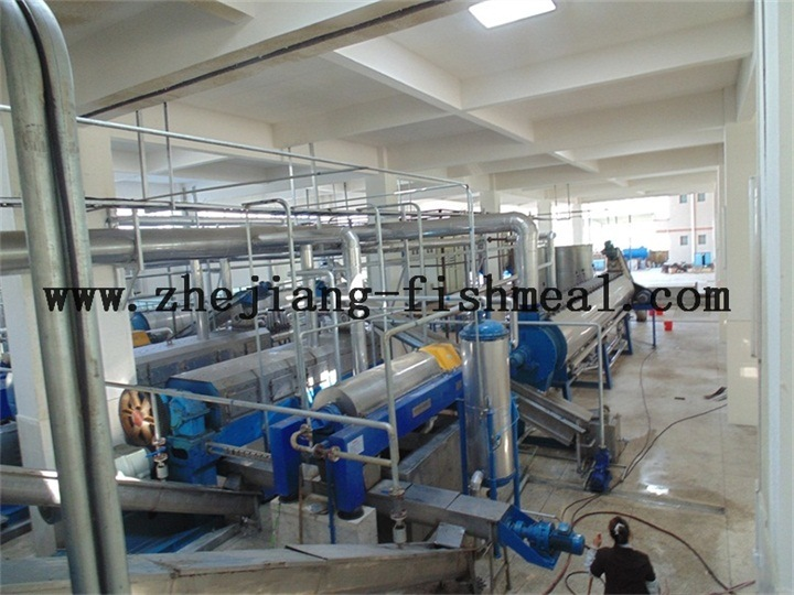 Fishmeal Fish Oil Plant Line