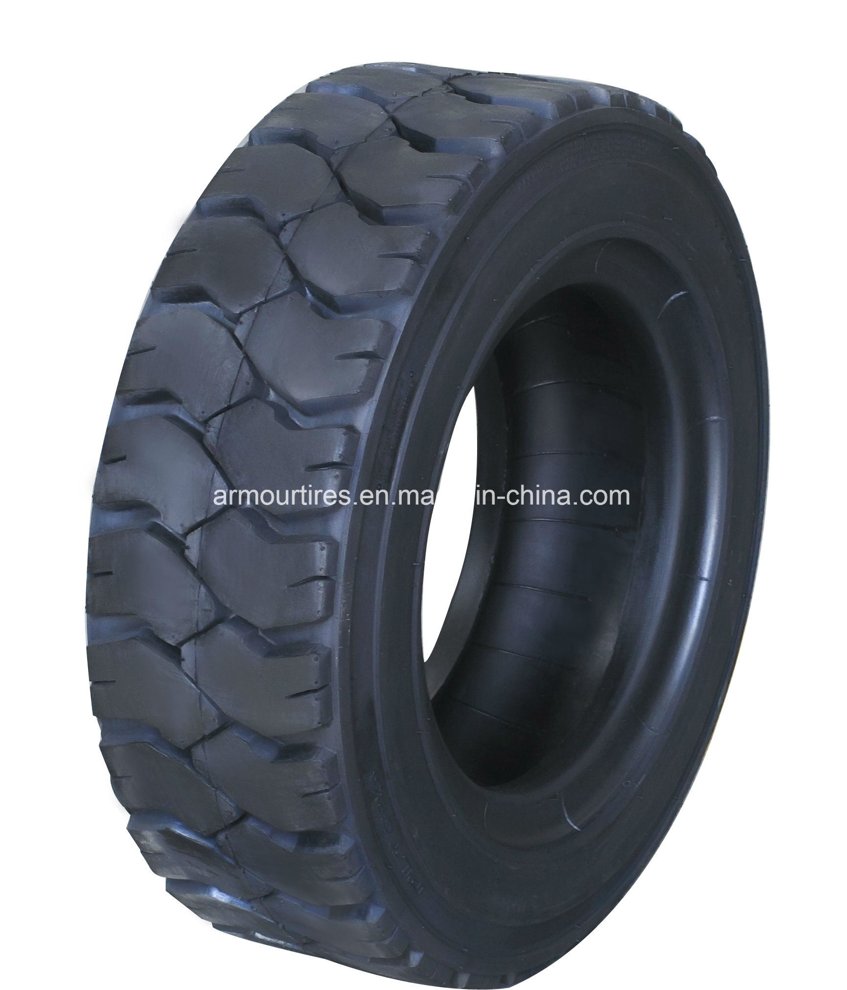 Armour (6.00-9, 6.50-10, 7.00-12, 28*9-15, 8.25-15 PLT328) Forklift Tire/Industrial Tire