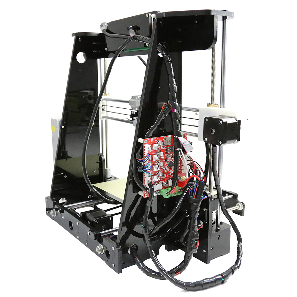 Anet Super Helper OEM ODM Digital Prusa I3 Assembled Acrylic 3D Printer