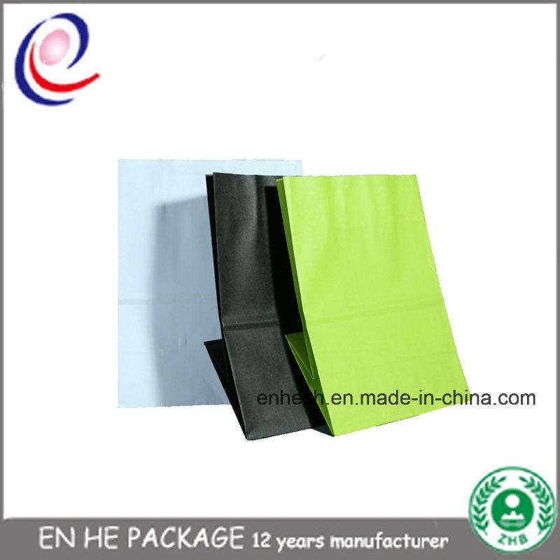 China Wholesale Brown Kraft Paper Bag