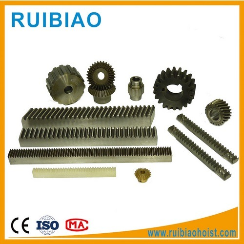 Precisoin Custom Machining Steel Small Gear Rack and Pinion
