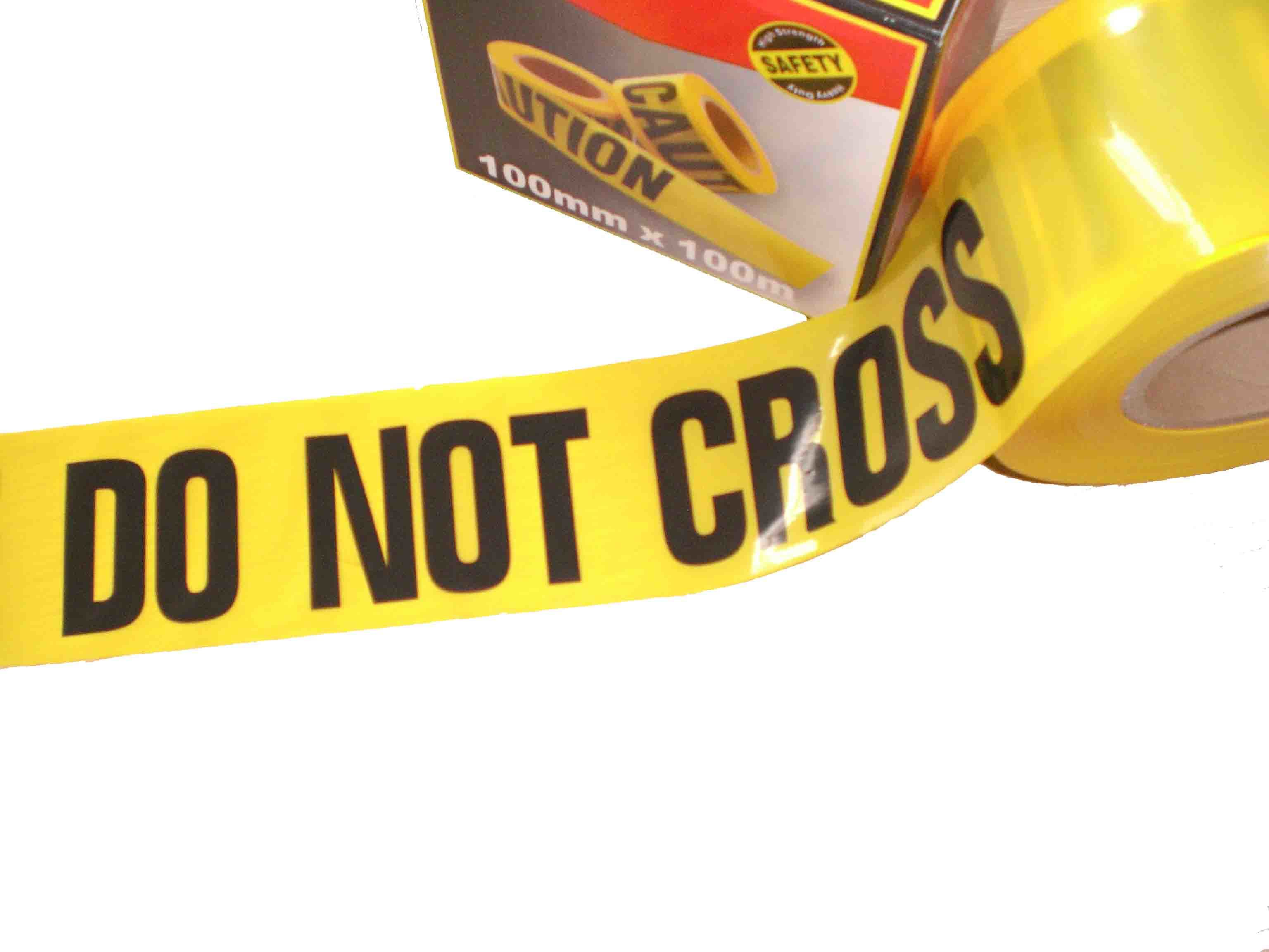 Nicelife Safety Barricade Tape Caution Tape