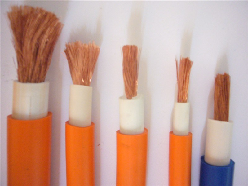 Jg Silicone Rubber Copper Cable for New energy Power