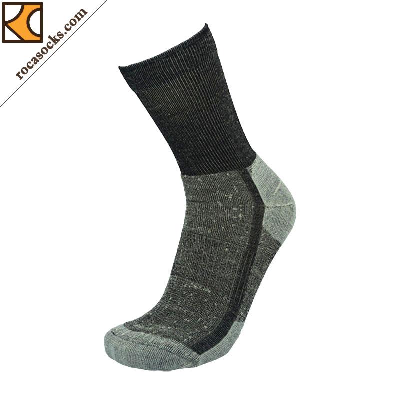 Men′s Outdoor Merino Wool Light Socks (162012SK)