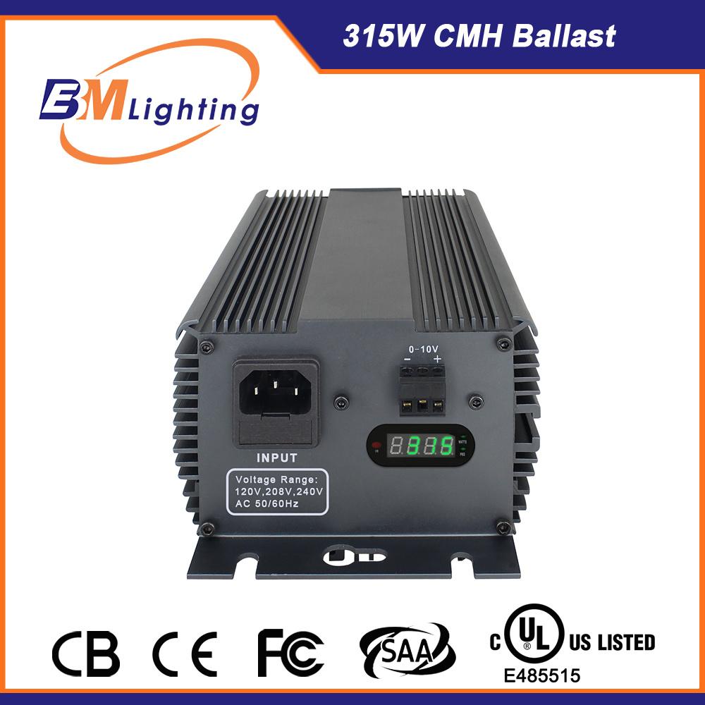 Thd<6% 120V/208V/240V Digital Full Spectrum Grow Light Electronics Ballast