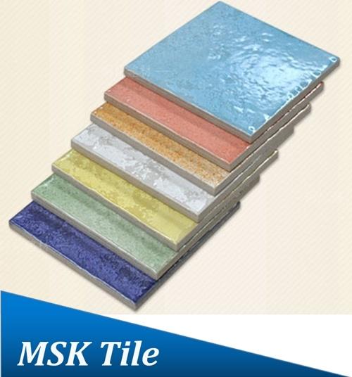 Glazed Porlceian Tile Rustic
