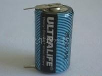 Lithium Battery 3.6V 1/2AA Size Er14250 Er1/2AA Size Lithium Battery