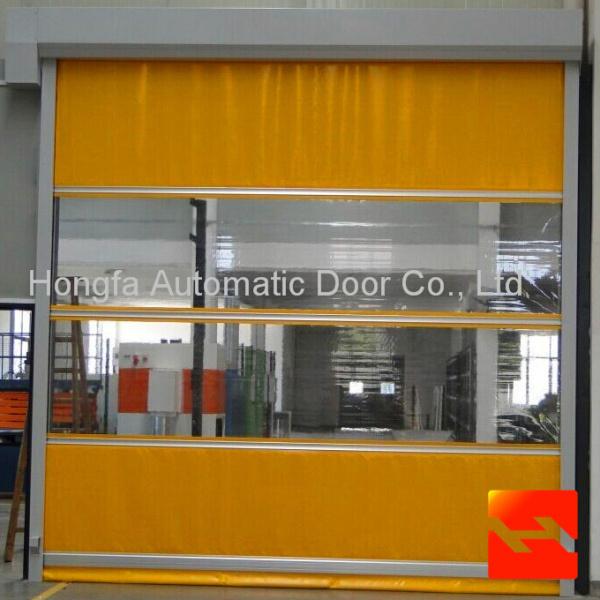 PVC Fabric Fast Shutter Door