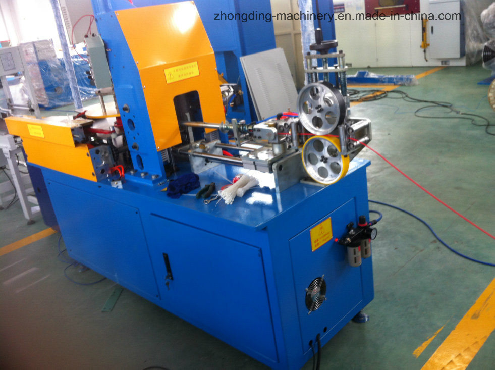 Automatic Coiling and Heat Shrinking Film Packing Machine