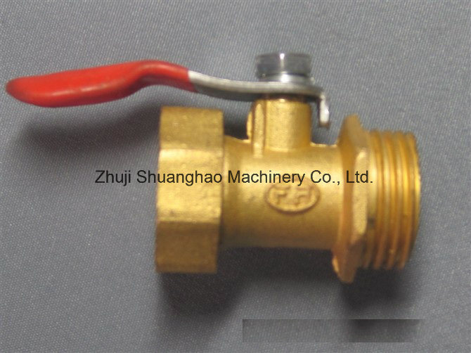 Brass Tiny Ball Valve Gas Valve