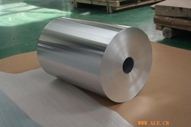 Bare Aluminum Foil for Lamination with Jumbo Roll Size