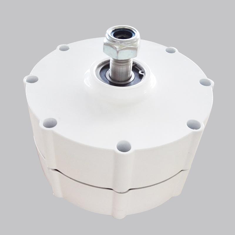AC Rare Earth Three Phase 12V 24V 48V 600W Pma Permanent Magnet Generator