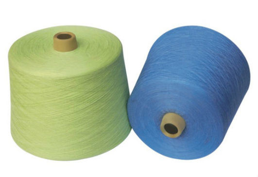 Low Shrinkage High Tenacity Polyester Spun Yarn for Sewing Usage