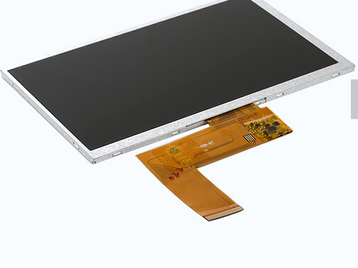 7 Inch Car TFT LCD Capacitive Touch Screen Assembly